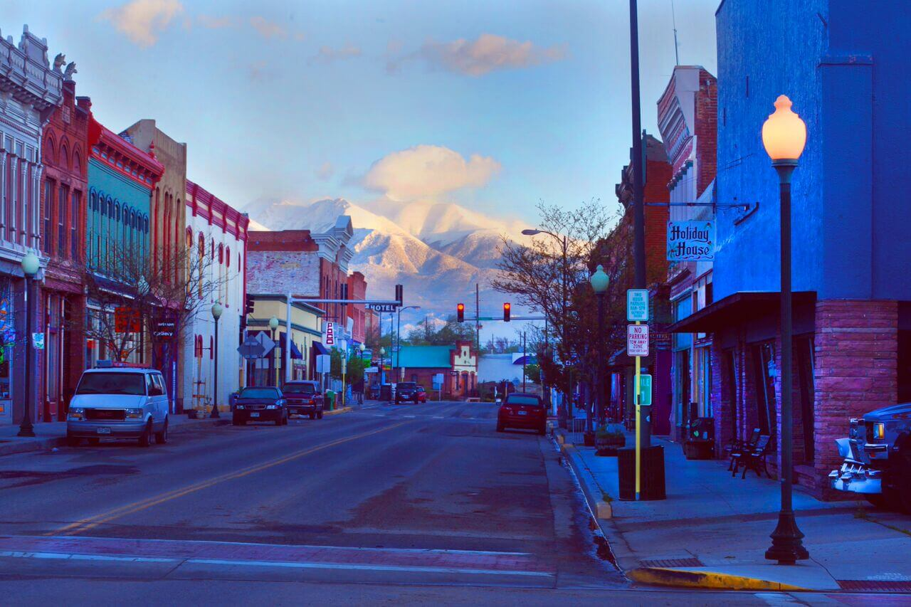 Downtown-Salida