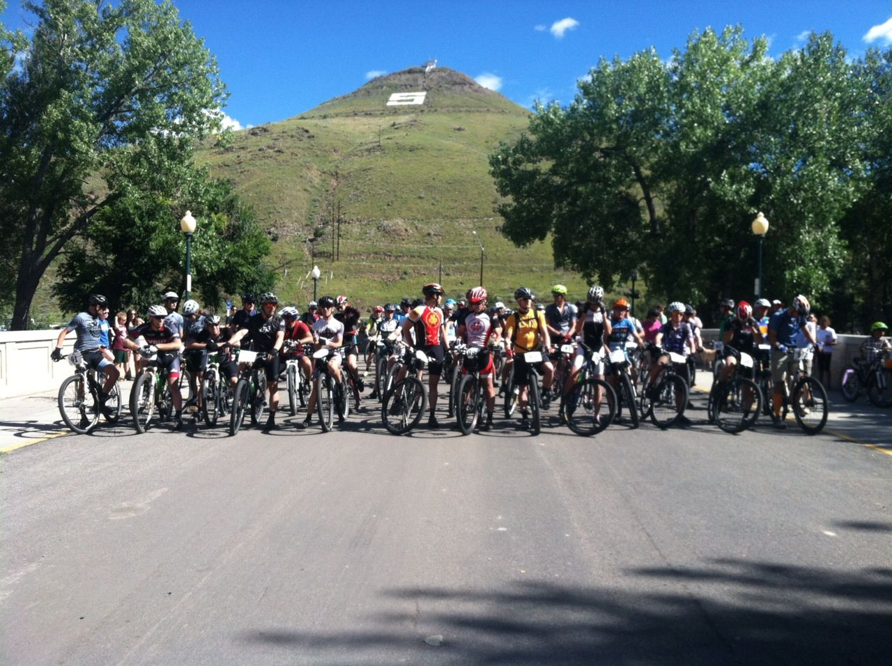 Image of Salida Colorado Bike Fest