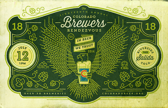 Image of 18th Annual Brewer's Rendezvouses - Salida Colorado