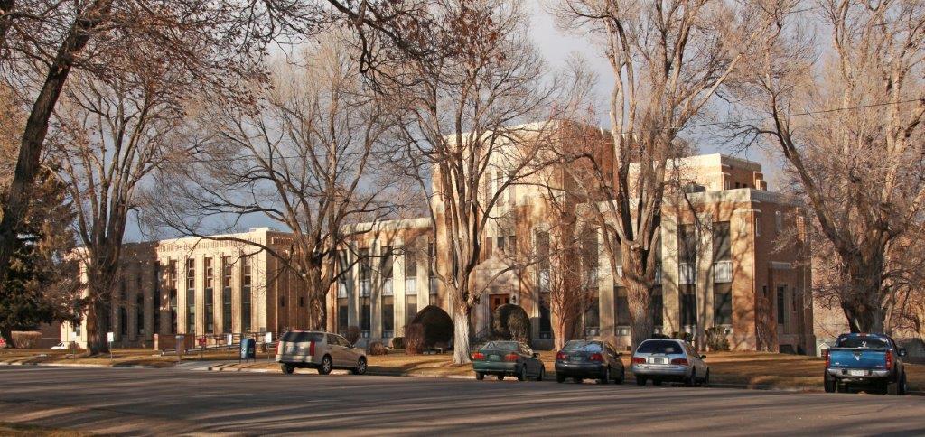 Image of Salida Colorado Court House