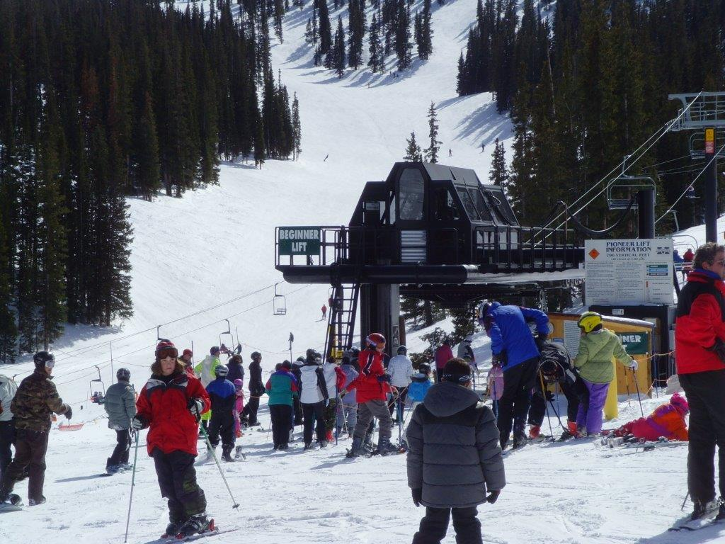 Image of Monarch Ski Resort