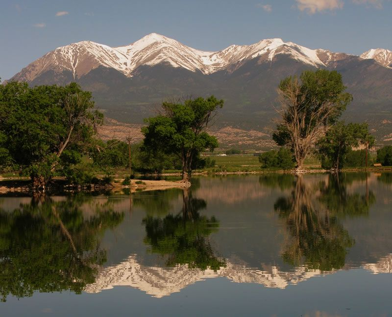 Move from Aurora to Salida Colorado