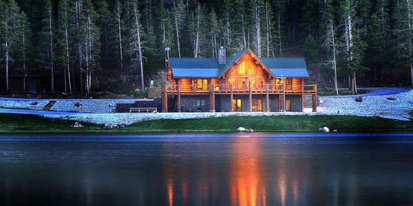 Picture Waterfront Property Salida Colorado