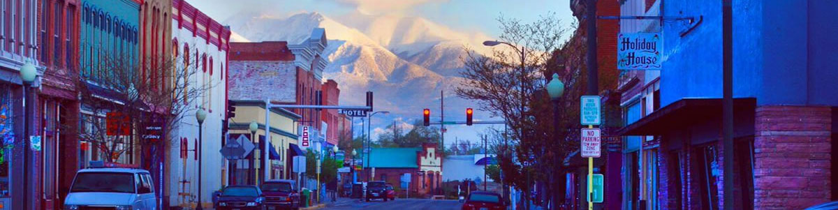 Downtown-Salida